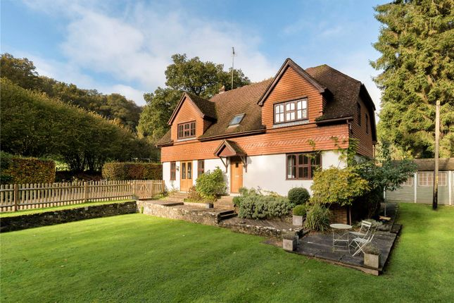 Thumbnail Detached house for sale in Sandy Lane, Haslemere, Surrey