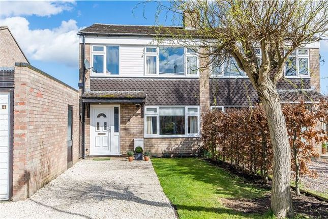 Thumbnail Semi-detached house for sale in The Grove, Linton, Cambridge