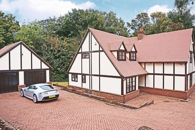 Thumbnail Detached house to rent in Dukes Orchard, Bexley