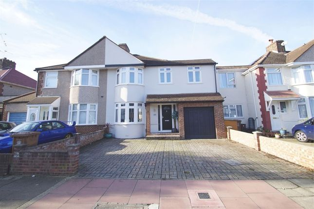 Thumbnail Semi-detached house for sale in Ramillies Road, Sidcup, Kent