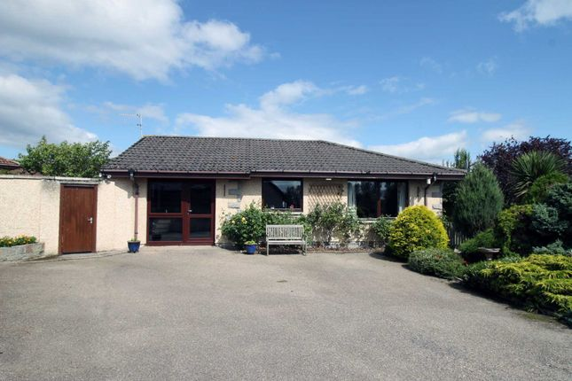 Thumbnail Detached bungalow for sale in Balmakeith Park, Nairn