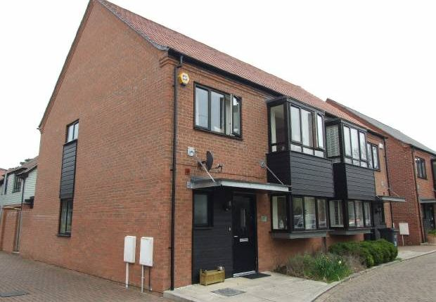Thumbnail Property to rent in Teddington Drive, Leybourne, West Malling