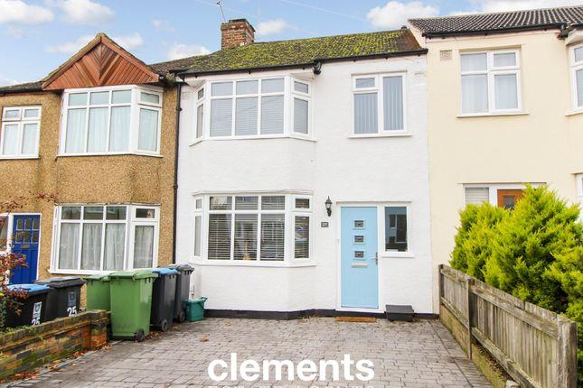 Terraced house for sale in Hobbs Hill Road, Hemel Hempstead