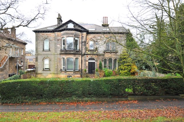Thumbnail Flat to rent in Otley Road, Harrogate