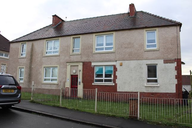 Thumbnail Flat to rent in 4D Greenwood Cres, Coatbridge