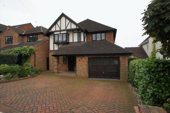 Thumbnail Detached house for sale in St. Marys Road, Benfleet