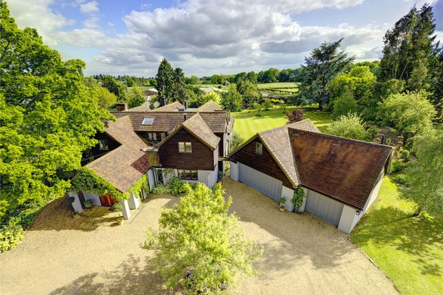 Thumbnail Detached house for sale in Upper Bolney Road, Harpsden, Henley-On-Thames, Oxfordshire