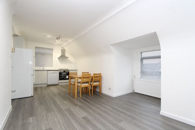 Thumbnail Flat to rent in Womersley Road, London