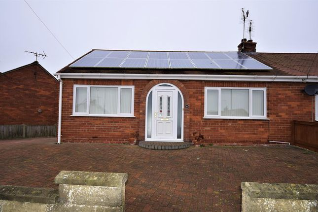 Thumbnail Bungalow to rent in Bempton Oval, Bridlington