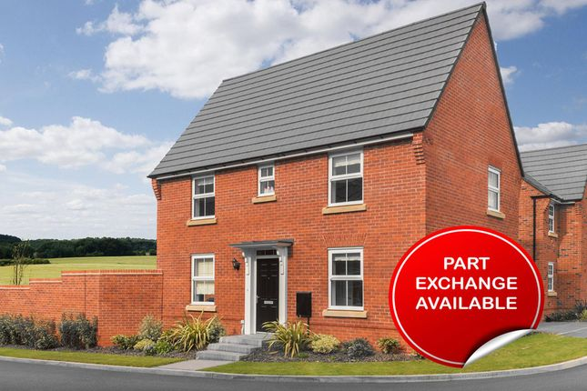 "Thumbnail End terrace house for sale in ""Hadley"" at Ellerbeck Avenue, Nunthorpe, Middlesbrough"