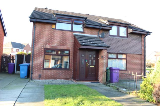 Thumbnail Semi-detached house for sale in Finch Lea Drive, Liverpool, Merseyside
