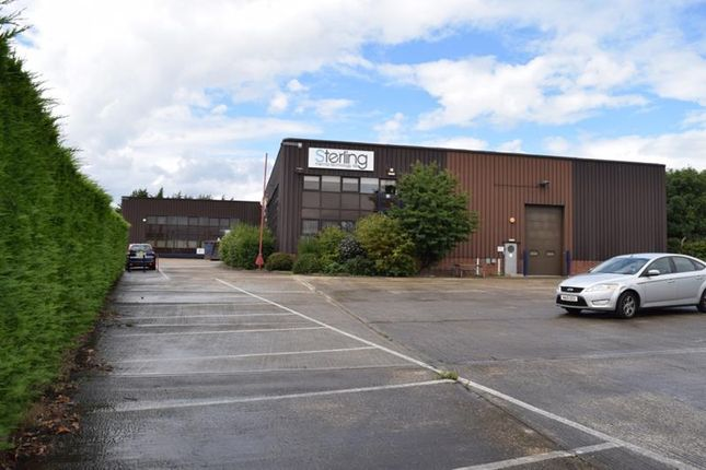 Thumbnail Light industrial to let in Brunel House, Brunel Road, Aylesbury