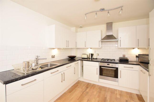 Kitchen Area of Juniper Close, Wembley HA9