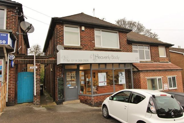 Thumbnail Flat for sale in Greystones Road, Sheffield