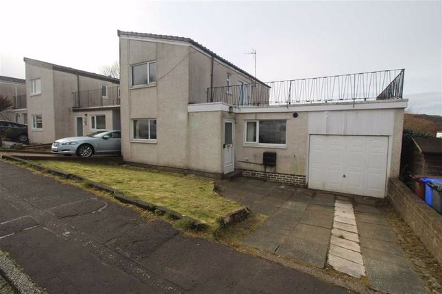 Thumbnail Link-detached house for sale in Jacobs Drive, Gourock