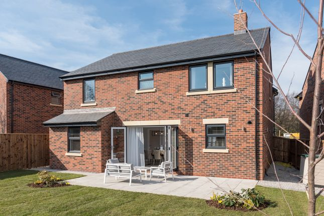 Thumbnail Detached house for sale in Beech Crescent, Heighington Village, Newton Aycliffe