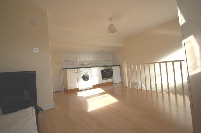 Studio to rent in Blythe Road, West Kensington