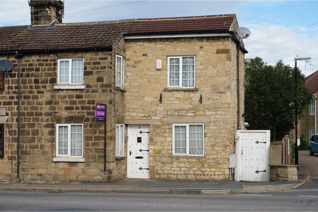 Thumbnail Cottage for sale in Harewood Road, Collingham
