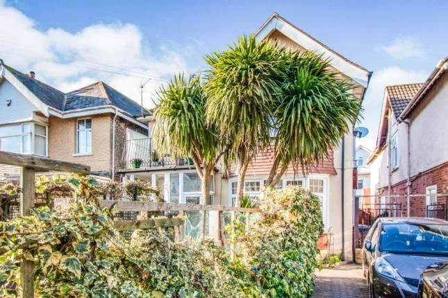 Thumbnail Flat for sale in Kings Park Road, Boscombe, Bournemouth
