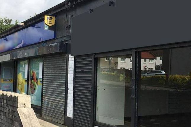 Thumbnail Retail premises to let in Lammermoor Road, Kirkintilloch, Glasgow, East Dunbartonshire Council