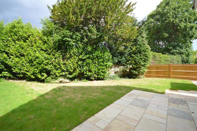 Rear Garden of The Green, Dorking Road, Tadworth KT20