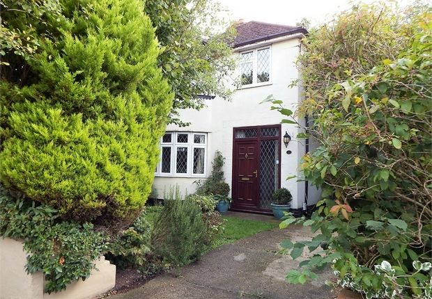 Thumbnail Detached house for sale in Highfield Road, Farnborough, Hampshire