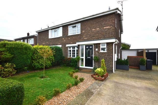 Thumbnail Semi-detached house for sale in Rochford, Essex