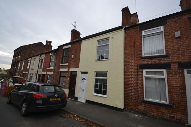 Thumbnail Terraced house to rent in Belper Street, Ilkeston