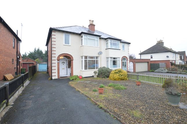 3 bed semi-detached house for sale in Old Bath Road, Cheltenham, Gloucestershire