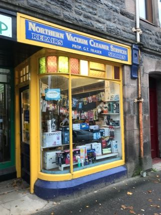 Retail premises for sale in Kingussie, Highland