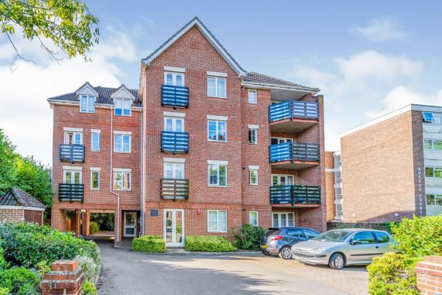 Thumbnail Flat for sale in 4 Westwood Road, Southampton, Hampshire