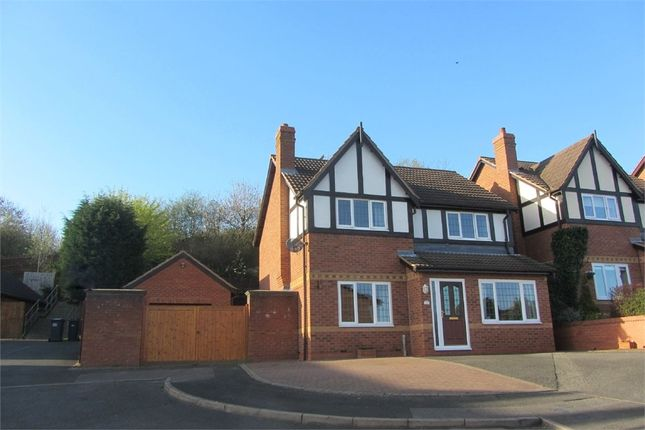 Thumbnail Detached house for sale in The Maltings, Burton-On-Trent, Staffordshire