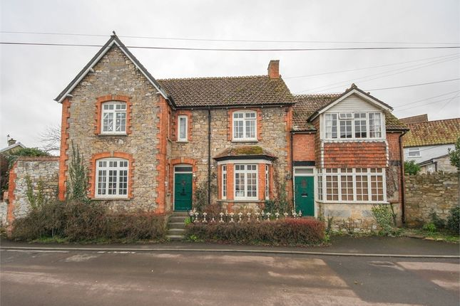 Thumbnail Detached house for sale in Lerburne Place, The Lerburne, Wedmore, Somerset