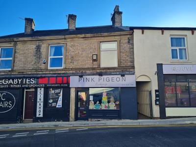 Thumbnail Retail premises for sale in High Street, Lees, Oldham, Lancashire
