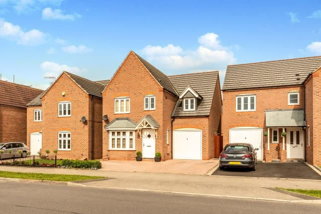 Thumbnail Detached house for sale in Hardwick Field Lane, Warwick, Warwickshire, .