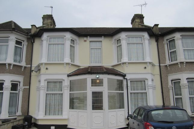 Thumbnail Terraced house to rent in Elgin Road, Seven Kings