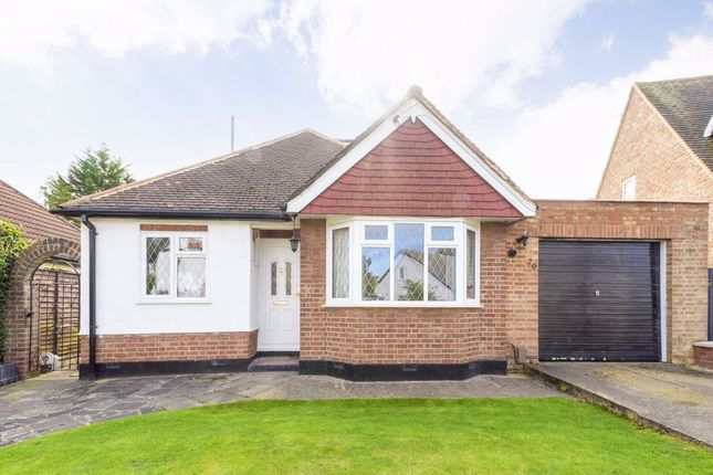 Thumbnail Bungalow for sale in Crescent Road, Shepperton