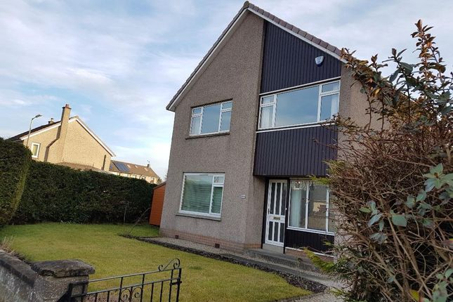 Thumbnail Detached house to rent in Balgillo Road, Broughty Ferry, Dundee