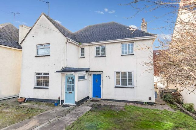 Thumbnail Semi-detached house for sale in Newland, Witney, Oxfordshire