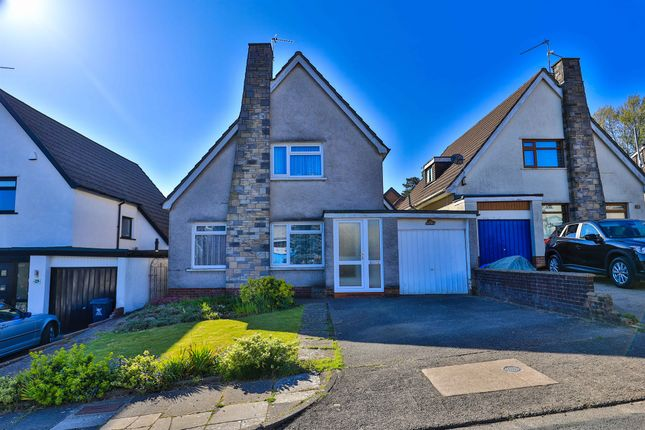 Thumbnail Detached house for sale in Mill Close, Lisvane, Cardiff