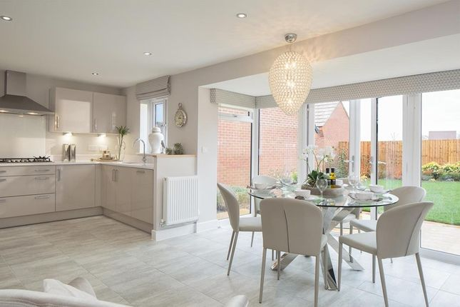 """4 bed detached house for sale in """"Exeter"""" at Hay End Lane, Fradley, Lichfield WS13"""