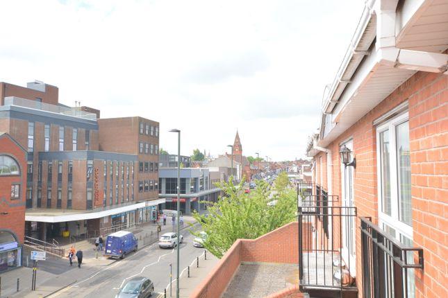Thumbnail Flat for sale in North Road, Harborne, Birmingham