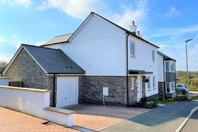 Thumbnail Detached house for sale in Gwel An Woon, Goonhavern, Truro