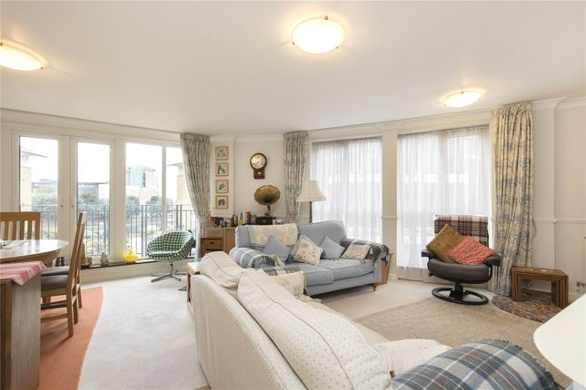 2 bed flat for sale in Hermitage Waterside, Thomas More Street E1W