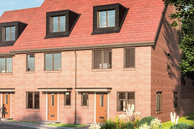 Thumbnail Semi-detached house for sale in Imperial Way, Reading