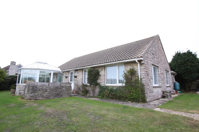 Thumbnail Bungalow for sale in Russell Avenue, Swanage