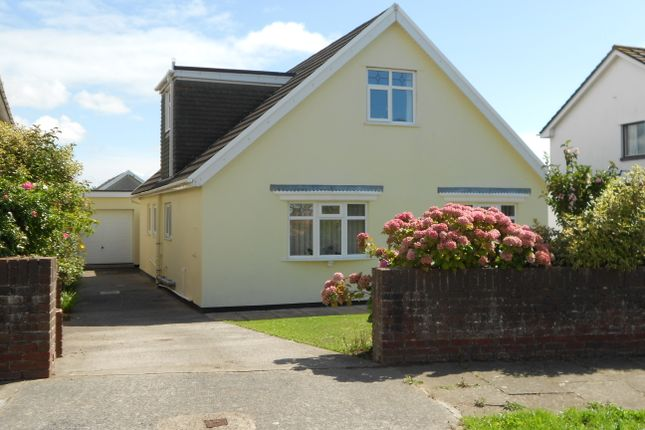 Thumbnail Bungalow to rent in De Turberville Close, Porthcawl