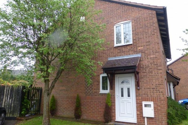 Thumbnail Semi-detached house to rent in Lauderdale Close, Long Lawford, Rugby