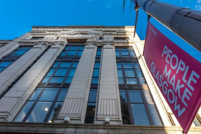 Thumbnail Flat to rent in Buchanan Street, Glasgow