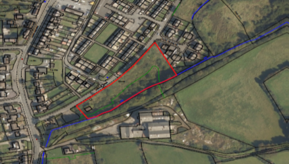 Thumbnail Land for sale in Kidwelly, Carmarthenshire